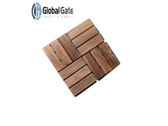 Wood Deck Tiles for relatively easy to install and friendly user
